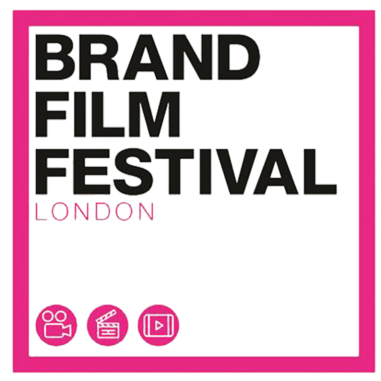 Award logo from Brand Film Festival London