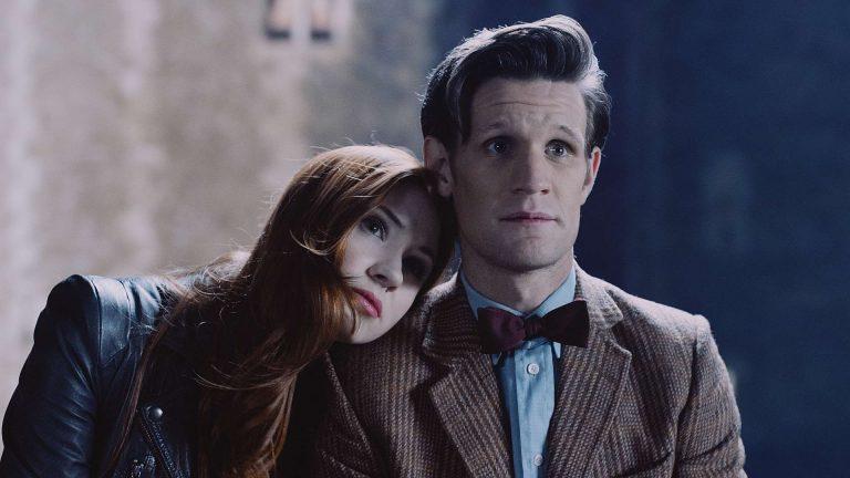 Doctor Who header image